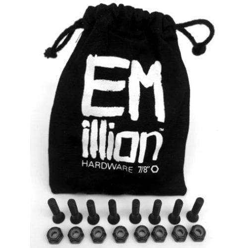 """Tornillos Emillion: Mounting Hardware 7/8"""" Allen"""