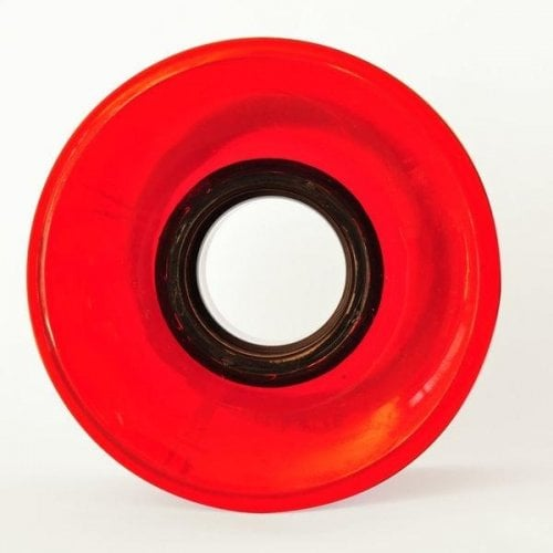Ruedas Cruiser: Red (60mm)