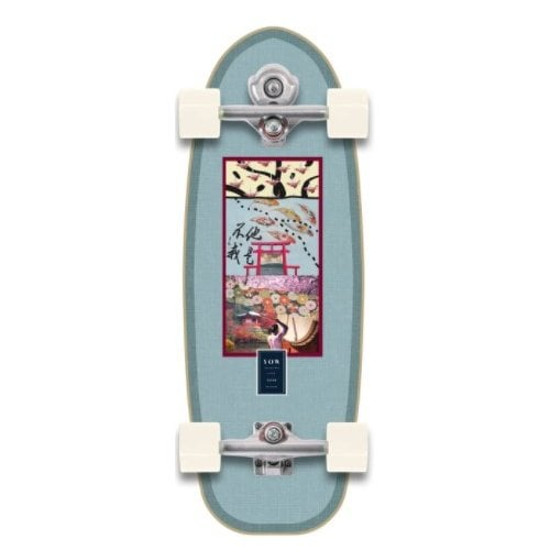 """Longboard completo Yow: CHIBA 30"""" CLASSIC SERIES YOW SURFSKATE"""