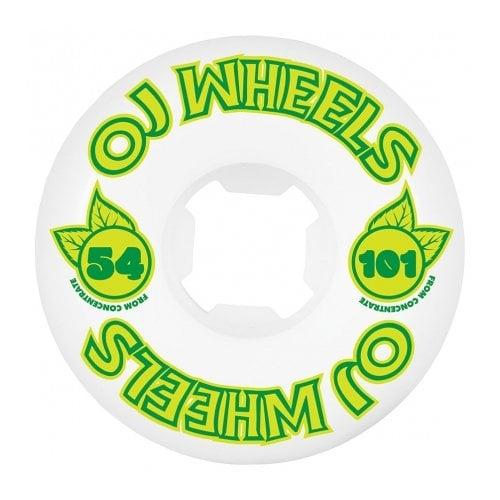 Ruedas OJ Wheels: From Concentrate Hardline 101A (54mm)