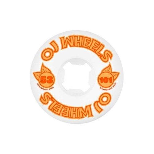Ruedas OJ Wheels: From Concentrate Hardline 101A (53mm)
