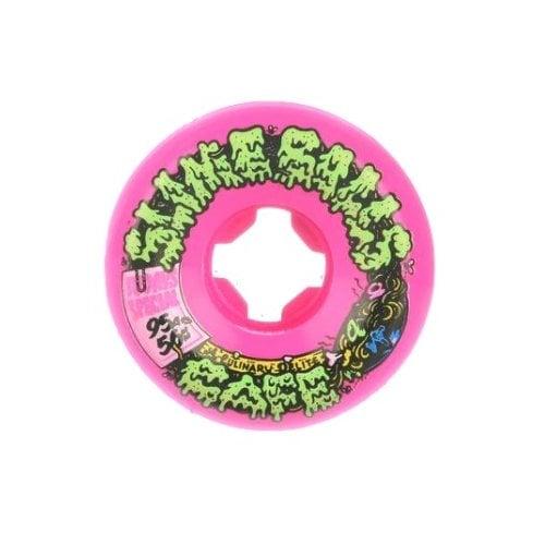 Ruedas Santa Cruz: Double Take Cafe Vomit Mini Pink 95A (56mm)