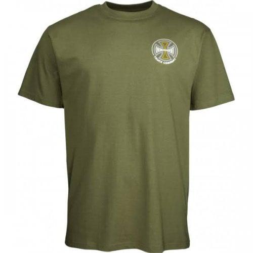 Camiseta Independent: Converge Army Green