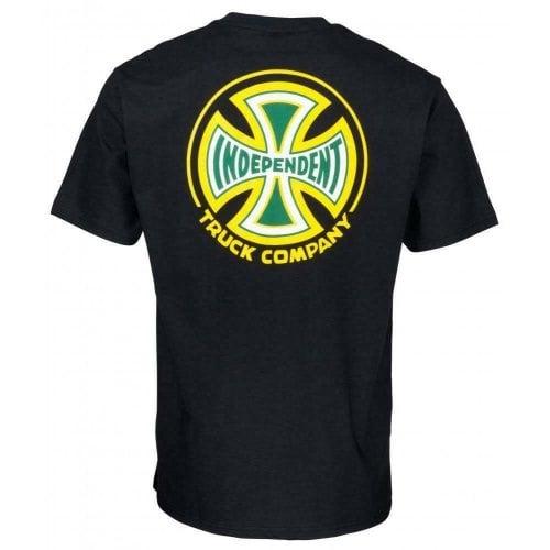 Camiseta Independent: Spectrum Truck Co BK