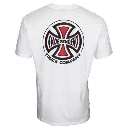 Camiseta Independent: Big Truck Co White
