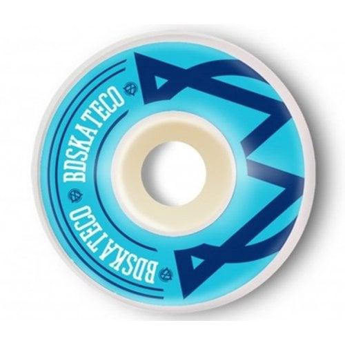Ruedas BDSkateCO: OG Logo Blue (54 mm)