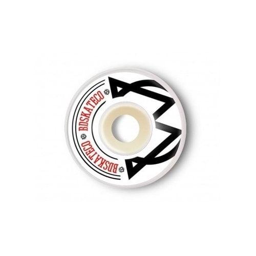 Ruedas BDSkateCO: OG Logo White (54 mm)