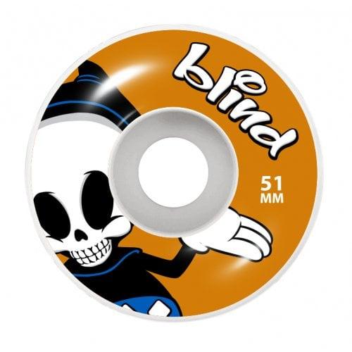 Ruedas Blind: Reaper Character Orange 99A (51 mm)