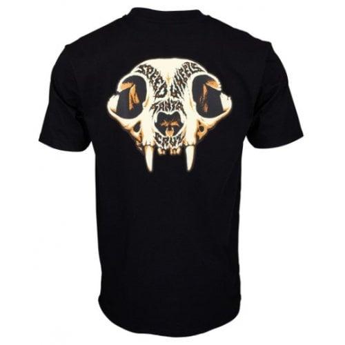 Camiseta Santa Cruz: SW Skull BK