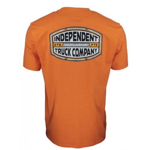 Camiseta Independent: ITC Crub Rust OR