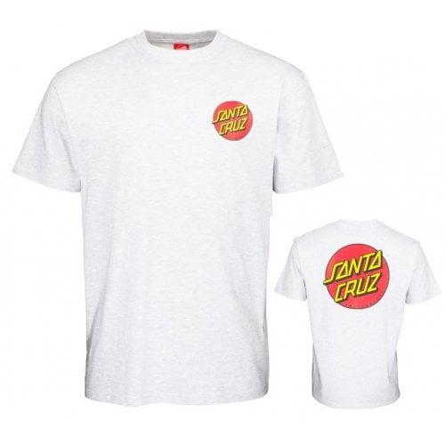 Camiseta Santa Cruz: Classic Dot Chest GR