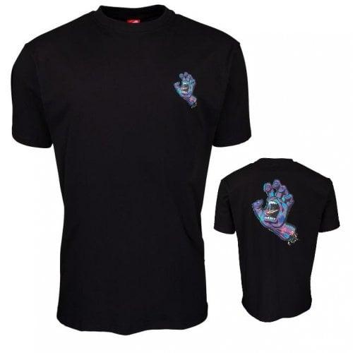 Camiseta Santa Cruz: Growth Hand BK