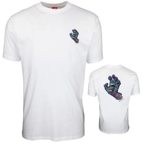 Camiseta Santa Cruz: Growth Hand WH