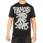 Famous Stars and Straps Camiseta Famous Stars&Straps: Dem Bones BK