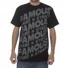 Famous Stars and Straps Camiseta Famous Stars&Straps: Step Up BK