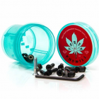 "Diamond Supply Co Tornillos Diamond: Hella Tight Hardware Torey Pudwill 7/8"" Blue"