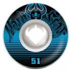 Ruedas Darkstar: Spike Street Formula (51 mm)