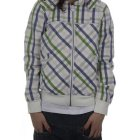 Chaqueta Chica Roxy: Lovelight Plaid WH