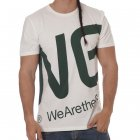Camiseta WESC: Blown Up Logo Winter WH