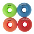 Ruedas Mini-Logo Skateboards: C-Cut Militant Assorted (52 mm)