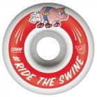 Ruedas Pig: Ride Red (51 mm)