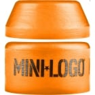 Mini-Logo Skateboards Almohadillas Mini-Logo: Medium Orange
