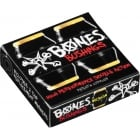 Almohadillas Bones: Hardcore Medium Black-Black