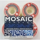 Ruedas Mosaic: Heart (54 mm)