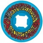 Ruedas Santa Cruz: Slime Balls Speedwheels Blue (52mm)