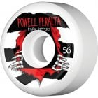 Ruedas Powell Peralta: Park Ripper White (56 mm)