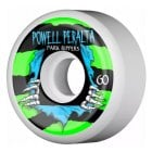 Ruedas Powell Peralta: Park Ripper White 2 PF (60 mm)
