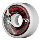 Ruedas Powell Peralta: Rodriguez Skull and Sword PF (56 mm)