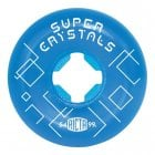 Ruedas Ricta: Super Cristals Blue 99A (54mm)