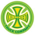 Pegatinas Independent: Sticker 77 Truck Co 15 GN