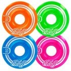Ruedas Enuff: Enuff Refresher II Wheels Disco (53 mm)