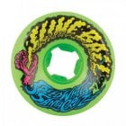 Ruedas Santa Cruz: Slime Balls Mini Neon Green 97A (54 mm)