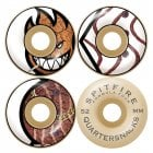 Ruedas Spitfire: SF F4 99 Quartersnacks Classic (52mm)