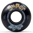 Ruedas Enuff:  Super Softie Black 85A (53 mm)