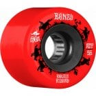 Ruedas Bones: Rough Rider Wranglers Red 80A (56mm)