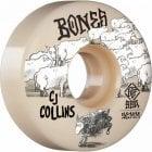 Ruedas Bones: Collins Black Sheep V3 STF 99A (52mm)