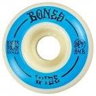 Ruedas Bones: Wide STF Blue 84B (54mm)