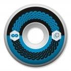 Ruedas Universal: Fluor 101A Blue (60mm)
