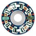 Ruedas Blind: Round Space V2 Navy (52 mm)