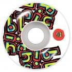 Ruedas Blind: OG Stacked White (51 mm) 99A