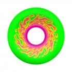 Ruedas Santa Cruz: Mini OG Slime Green Pink 78A (54.5mm)
