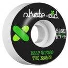 Ruedas Bones: Skate-Aid 2 STF V1 (54 mm)