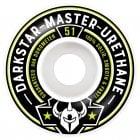 Ruedas Darkstar: Responder Lime 99A (51mm)