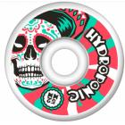 Ruedas Hydroponic: Mexican Skull2.0 Red (52mm)