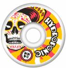 Ruedas Hydroponic: Mexican Skull 2.0 Orange (54mm)