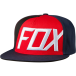 Gorra Fox Racing: Inverter Snapback RD/BK